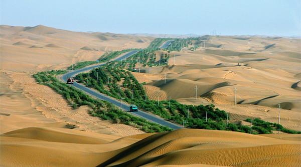 中国十大最美公路排行榜,美的让人窒息