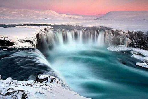 世界十大最美瀑布排行榜(多图)