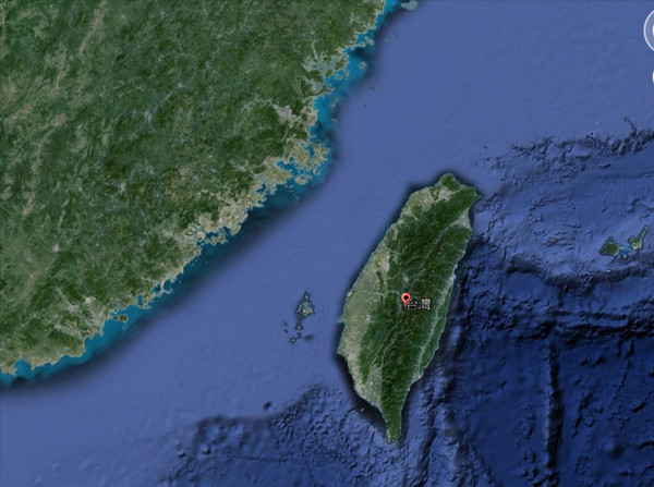中国面积最大的岛是台湾岛