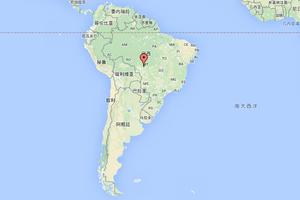 南美洲国家面积排名,南美洲国家领土面积排行榜