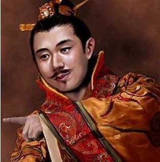南朝末年废太子陈胤,经历战乱客死他乡