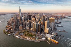 世界十大金融中心城市排行榜,中国三个城市上榜