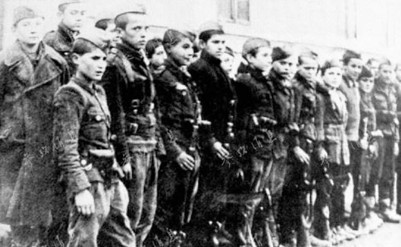 二战中最惨烈的国家南斯拉夫,死亡200万人
