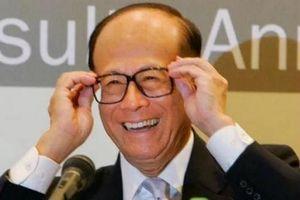 2021福布斯香港富豪榜,李嘉诚成香港最有钱的人